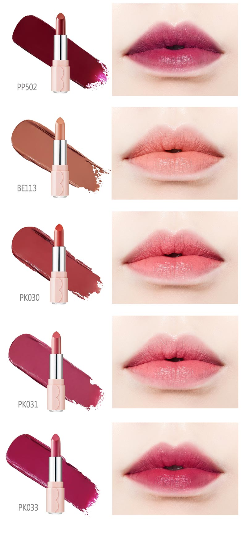 Beauty Box Korea - ETUDE HOUSE Dear My Blooming Lips-Talk Chiffon ...
